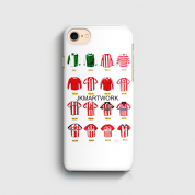 exeter city shirts   3D Phone case